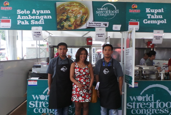4 Kuliner Indonesia Kembali Sukses Memanjakan Lidah Pengunjung WSF Jamboree
