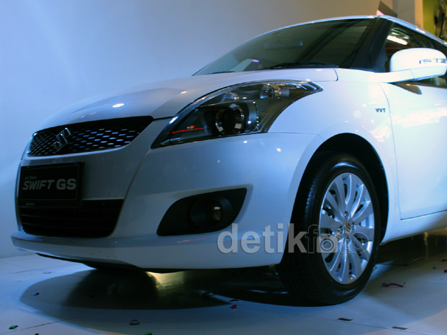Ini Tampang Anyar Suzuki All New Swift GS