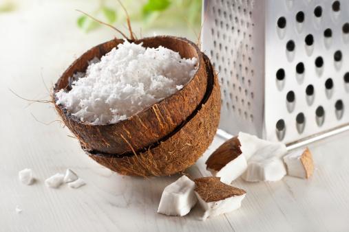 Image result for kelapa parut