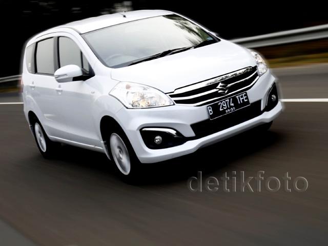 Test Drive Suzuki Ertiga