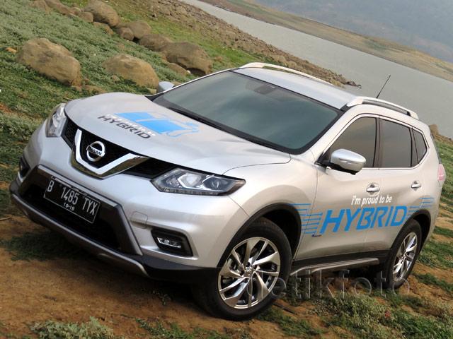 Menguji Performa Nissan X-Trail Hybrid