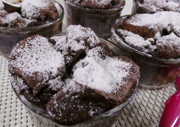 Resep Anak: Chocolate Bread Pudding
