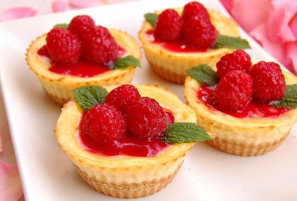 Resep Kue: Mini Cheesecake