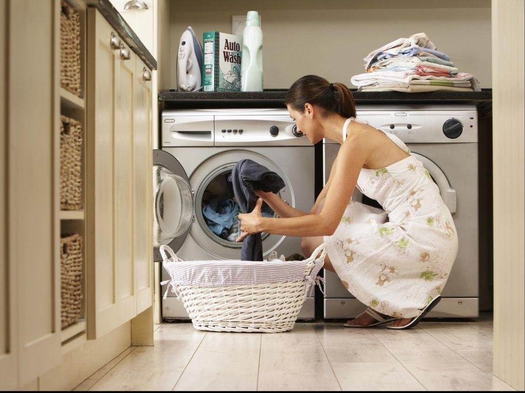 4 Jenis Pakaian yang Terlarang Dikeringkan di Mesin Cuci