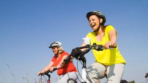 Just Slow! Terlalu 'Semangat' Bersepeda Dan Jalan Kaki Buruk Bagi Paru-paru
