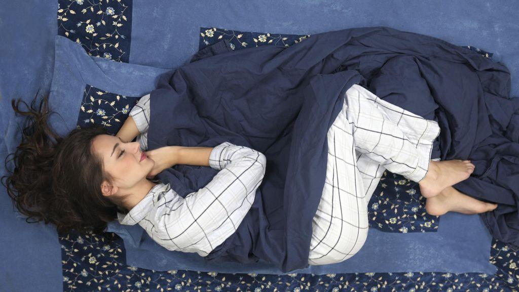 7 Fakta Mengejutkan yang Terjadi Saat Tidur Malam
