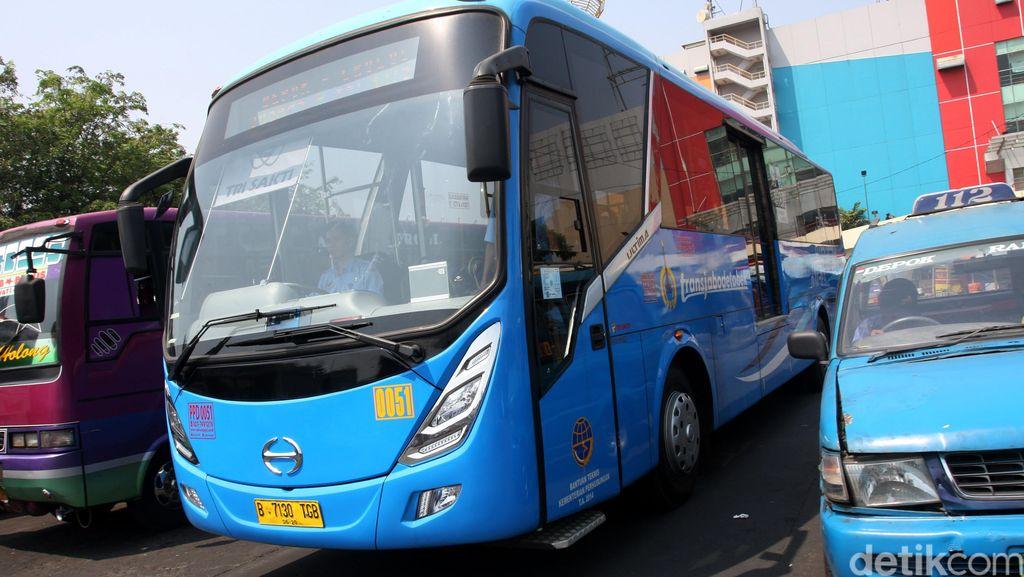 Evaluasi Rute Bekasi dan Depok, TransJ: Tren Pelanggan Masih Bertambah