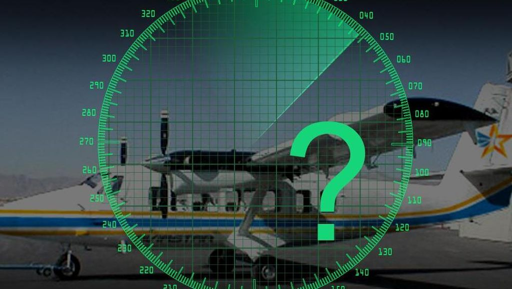Setelah 3 Jam Mencari Lewat Udara, Pesawat Aviastar Belum Ditemukan