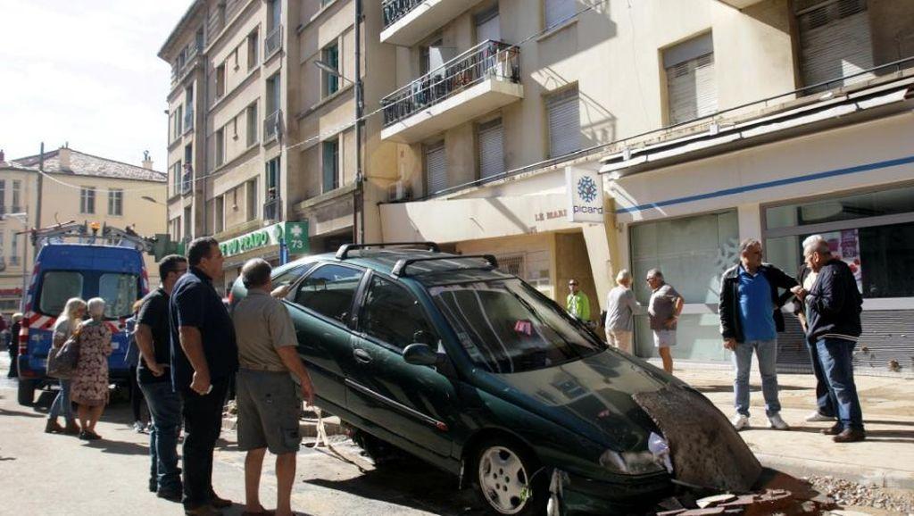 17 Orang Tewas Akibat Banjir di Kawasan Mewah Prancis