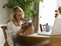 Sebuah penelitian di jurnal Obesity membuktikan, orang-orang dengan kualitas tidur yang baik cenderung punya pilihan menu makan yang lebih sehat. Foto: Thinkstock
