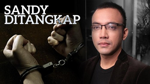 Sidang Kasus Penipuan Sandy Tumiwa