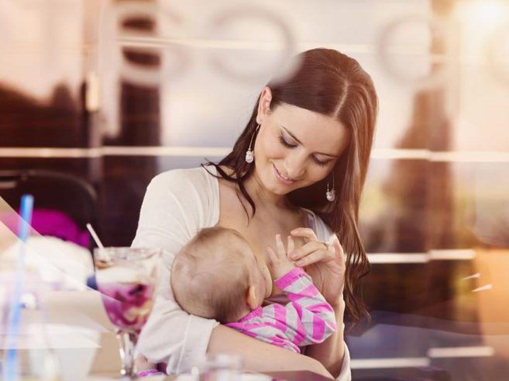 ASI Itu Hidup dan Bukan Bergantung Apa yang Dimakan Ibu