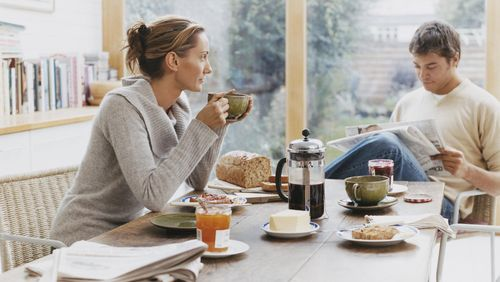 Jangan Anggap Remeh, Sarapan Bantu Tubuh Bakar Kalori Lebih Banyak