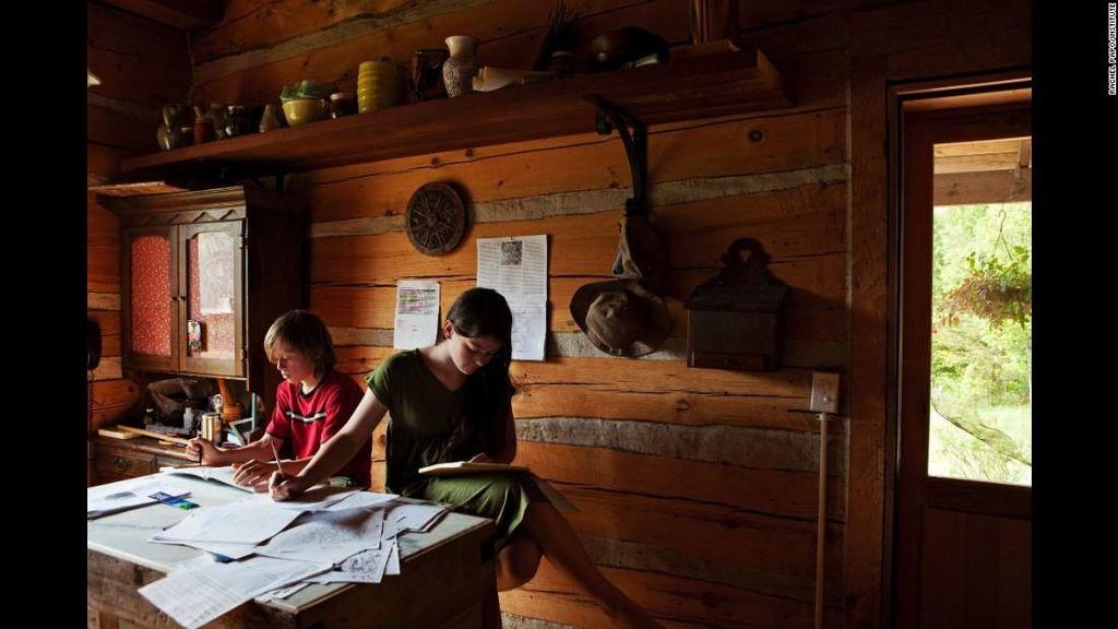 Belajar dari Alam, Begini Potret Homeschool di Pedalaman Amerika Serikat