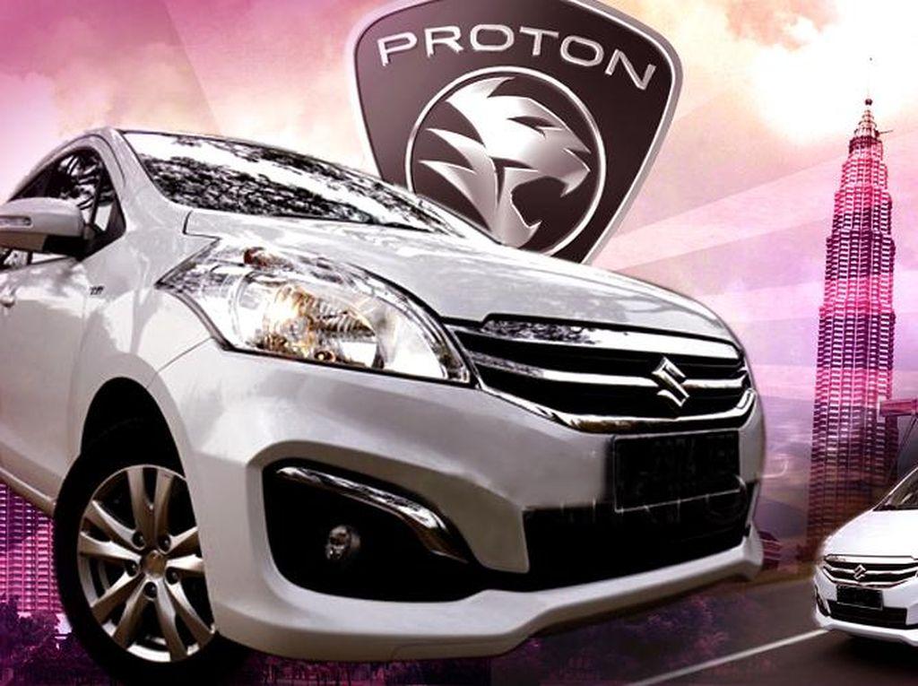 Ertiga Jadi Mobil Proton