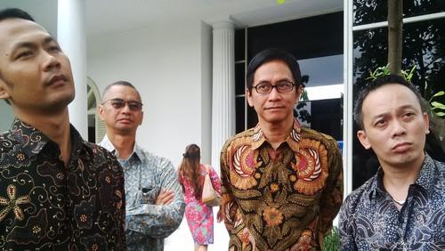 Undang Pegiat Sosmed, Jokowi Ingin Tahu Suara Netizen