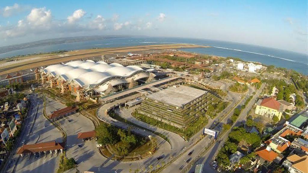 Bandara Ngurah Rai Dibuka Kembali, Keberangkatan dari Denpasar Diutamakan