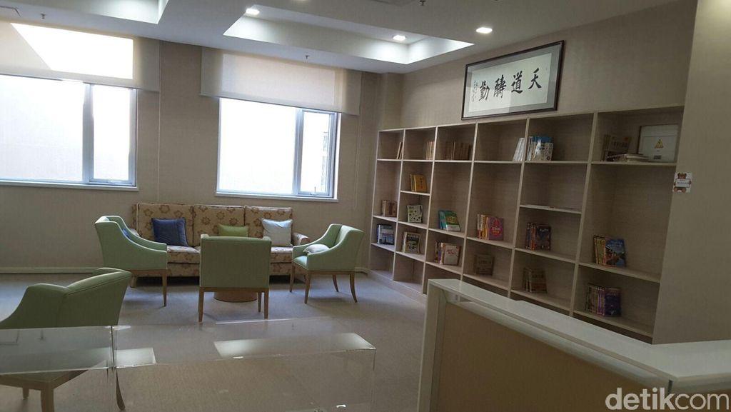 Potret Fasilitas Tak Biasa di RS, Ruang Rahim Ibu Sampai Pusat Hidroterapi