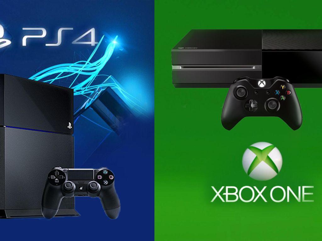 Perang PS4 & Xbox One di Toko Online, Siapa Menang?