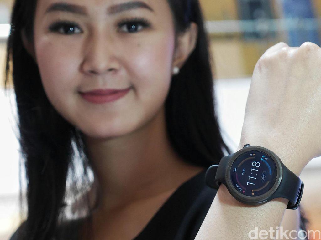 Enggan Luncurkan Smartwatch Anyar, Ini Alasan Motorola