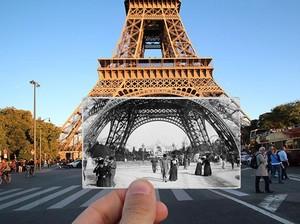Menjelajah Keindahan Paris Dulu dan Sekarang
