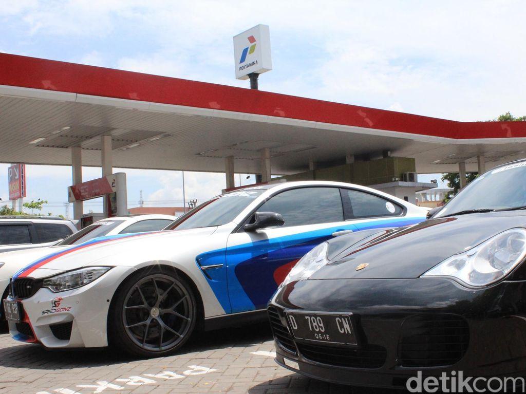 Mobil Sport Touring Buktikan Keandalan Pelumas Pertamina