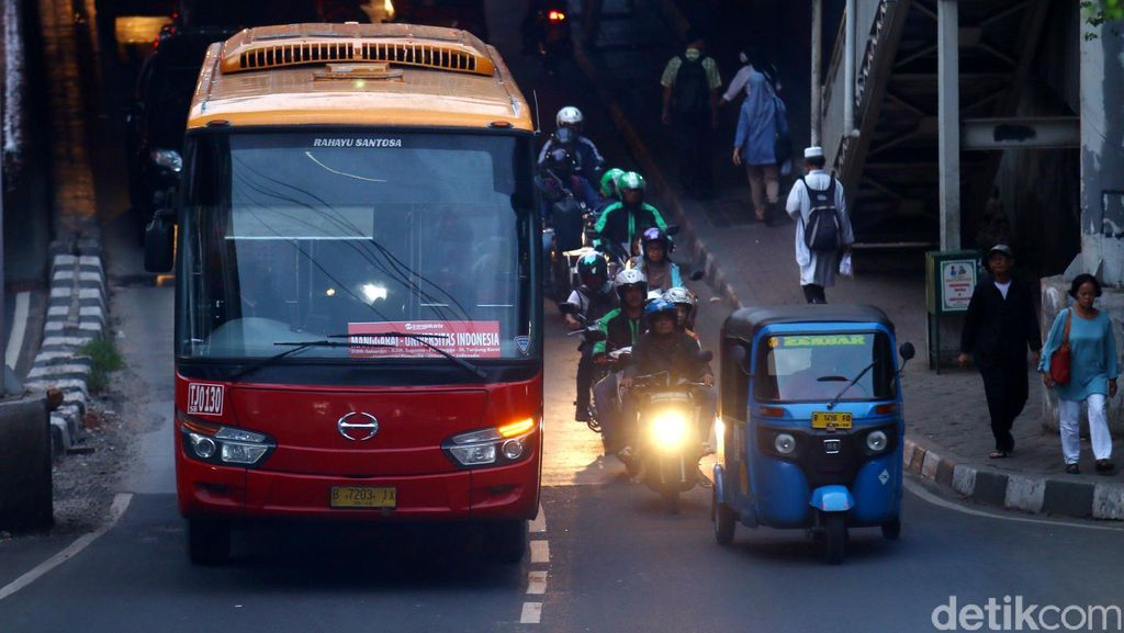 Ahok Menang di MA Soal Sengketa Pengadaan Bus TransJakarta Era Udar Pristono