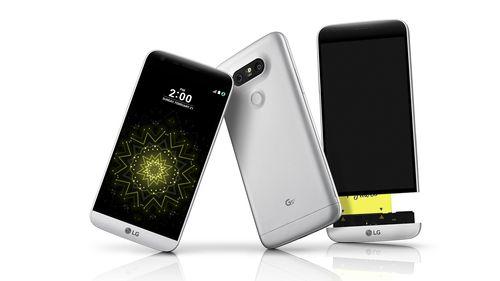 LG Kapok Bikin Smartphone Modular ala G5?