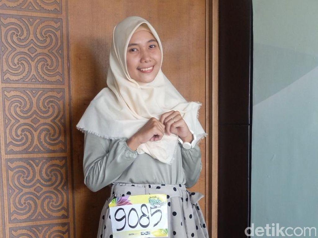 Rumah di Gowa, Nurfitri Basah Kuyup Naik Motor Demi Audisi Sunsilk Hijab Hunt