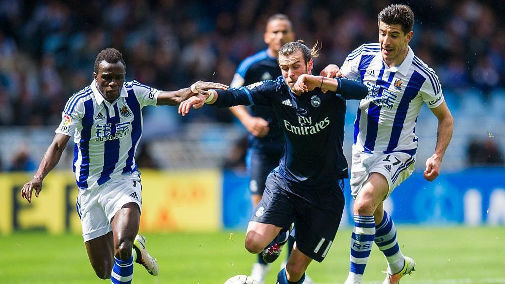 Sundulan Bale Taklukkan Sociedad, Antar Madrid ke Puncak Klasemen