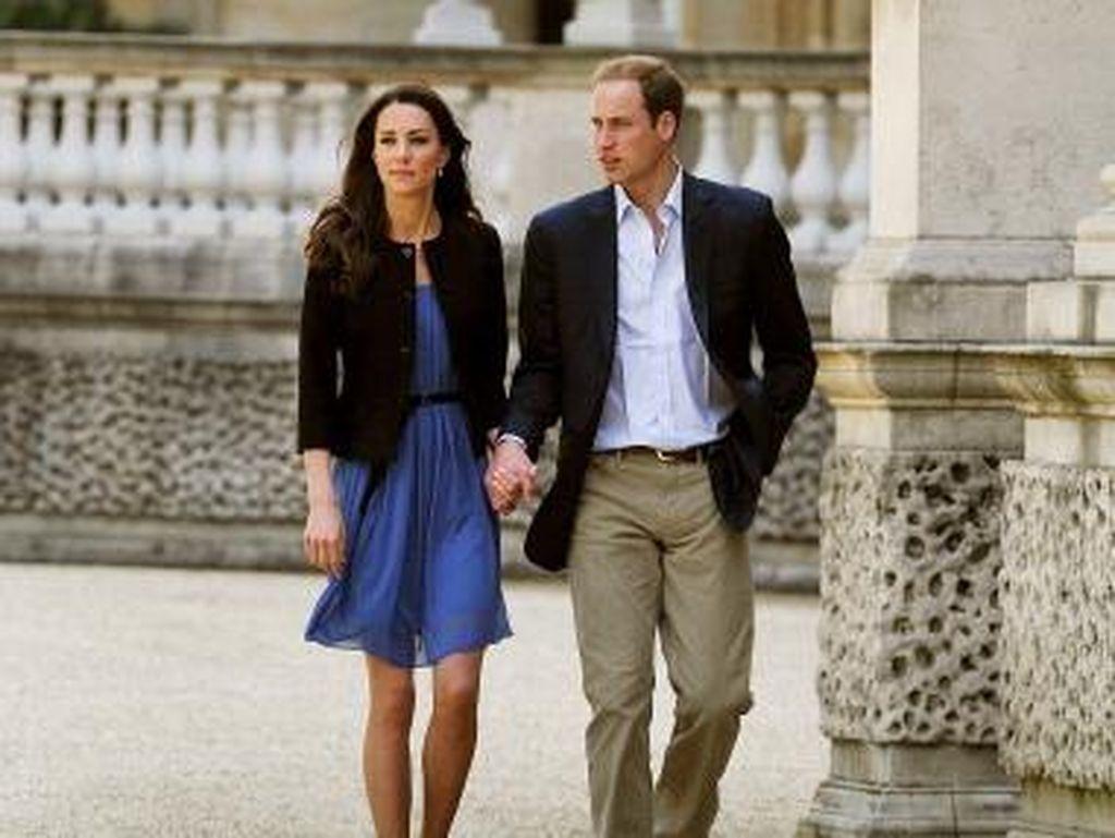 Pangeran William Curhat Tentang Kematian Putri Diana Kepada Bocah 9 Tahun