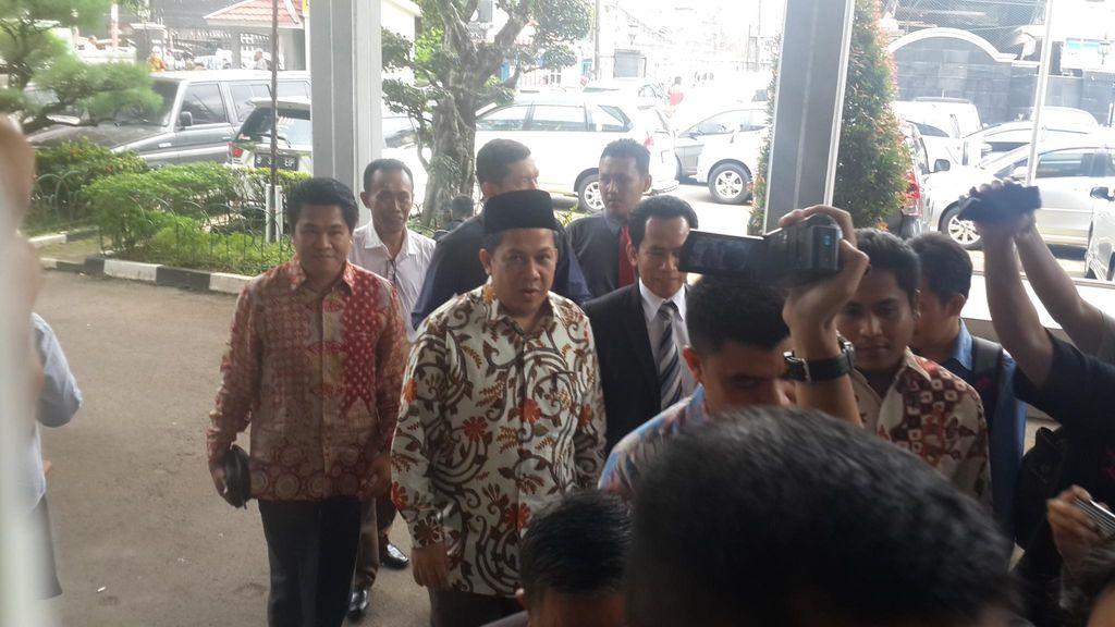 Fahri Hamzah Hadiri Mediasi di PN Jaksel, Sohibul Iman Absen