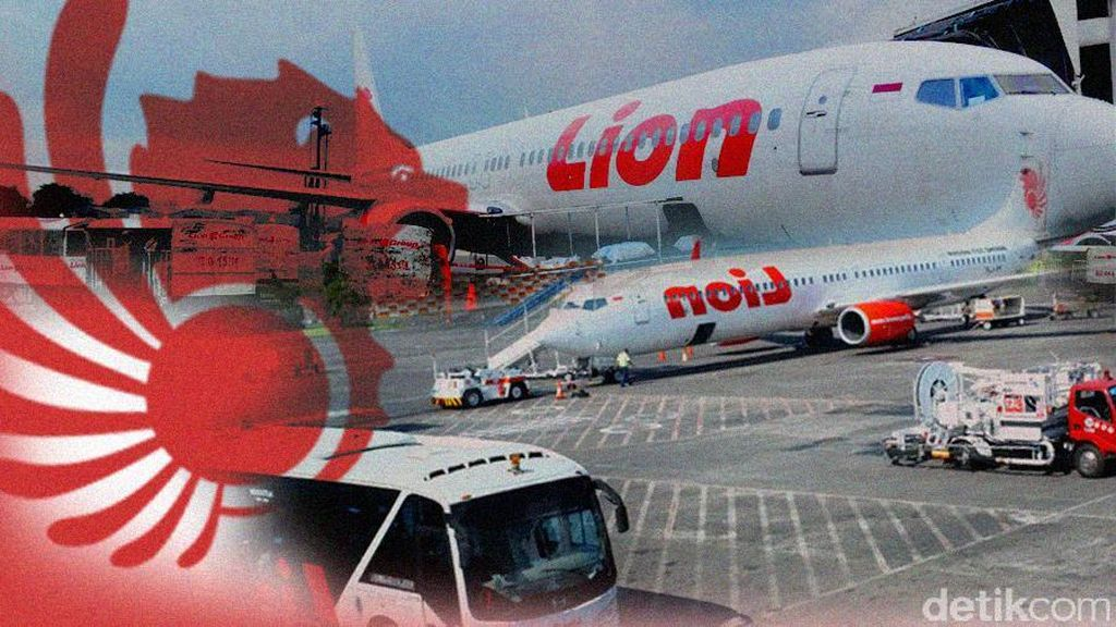 Kemenhub Tunda Pembekuan Layanan Ground Handling Lion Air dan AirAsia
