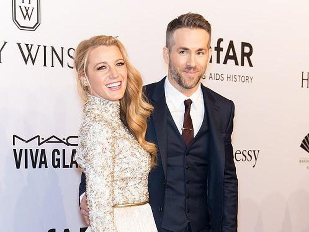 Kemesraan Blake Lively dan Ryan Reynolds Buat Taylor Swift 'Menangis'