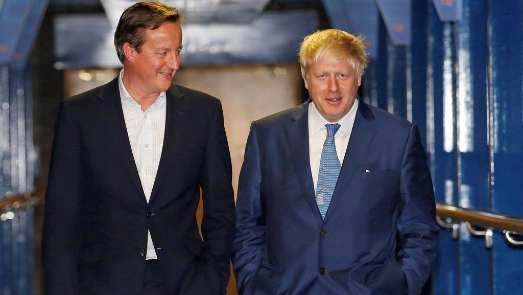 David Cameron Mundur, Eks Wali Kota London Diprediksi Jadi Penggantinya