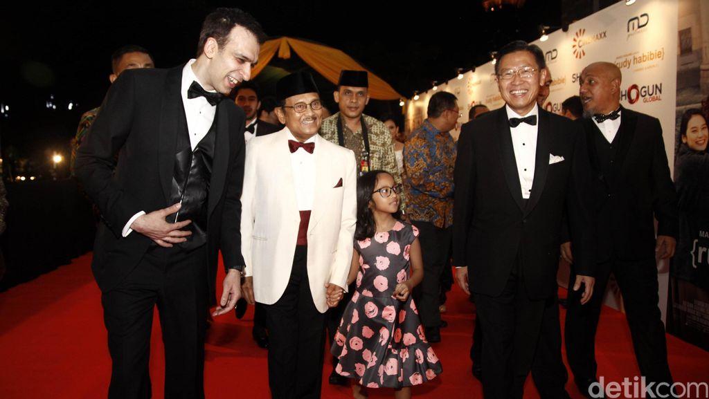 Gala Premiere 'Rudy Habibie', Persembahan Bagi Sang Tokoh