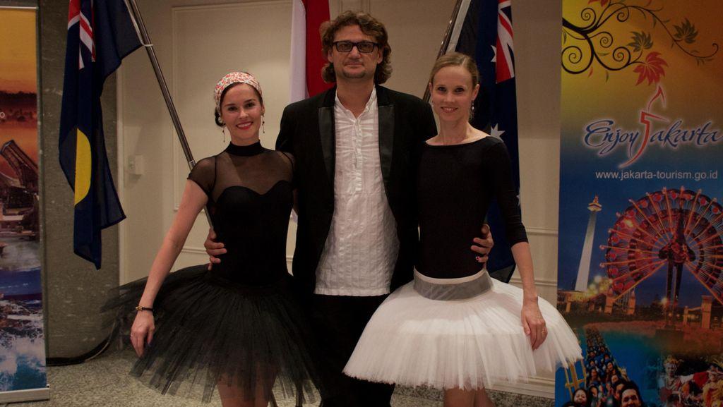 20 Penari Indonesia Kolaborasi Bareng West Australian Ballet