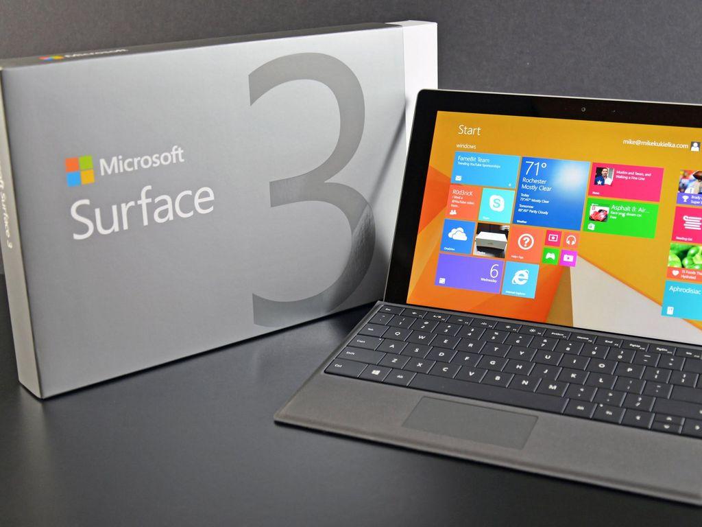 iPad Harus Waspadai Surface