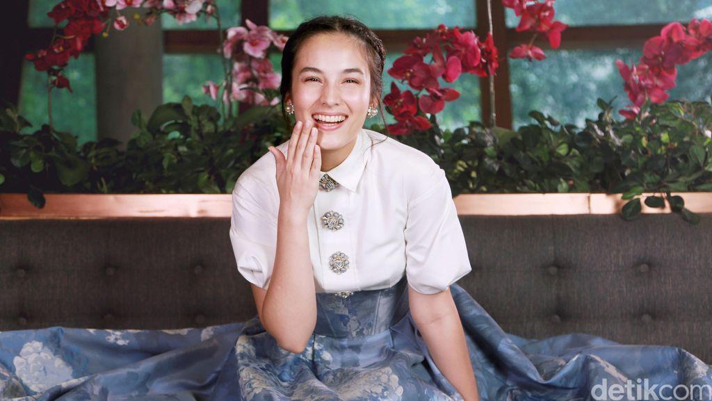 Kisah Haru Chelsea Islan Jadi 'Warrior Cancer' bagi Sang Bunda