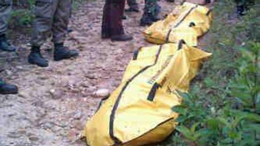 Kisah Lima Tim Pemburu Jumiatun Setelah Santoso Tewas