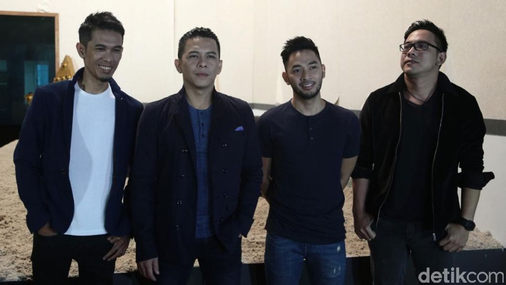 Target NOAH Rilis Album Kedua Tahun Depan