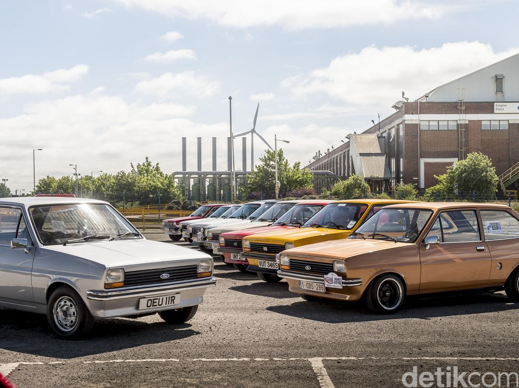 40 Tahun Ford Fiesta