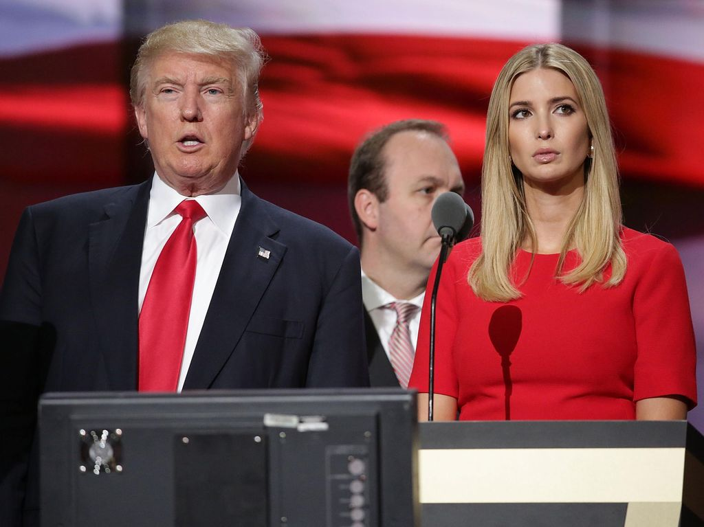 Lini Busananya Diboikot Gara-gara Donald Trump, Ini Kata Ivanka Trump
