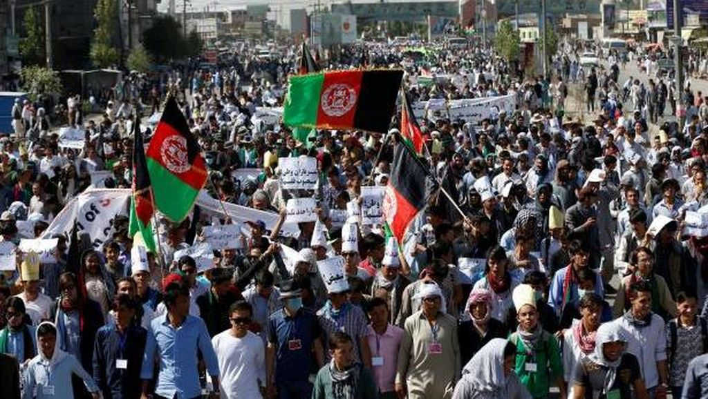 Bom di Kabul, Presiden Afghanistan Tetapkan Hari Berkabung Nasional