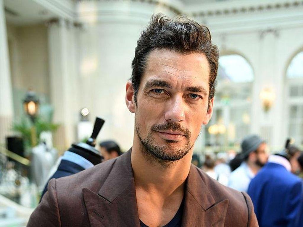 Pengakuan Model David Gandy yang Sering 'Mencuri' Pelembab Kekasihnya