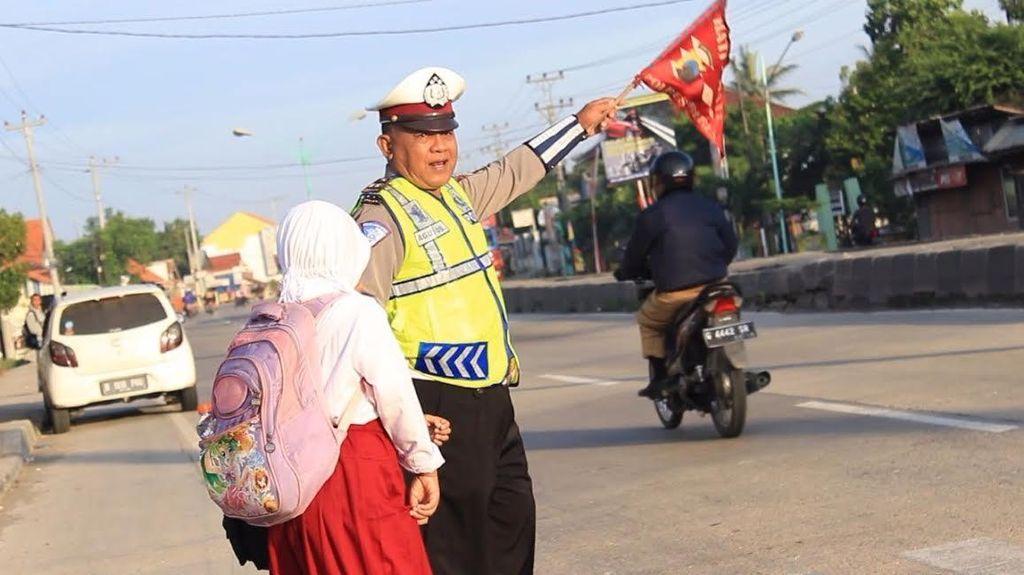 Kisah Mbah Agus, Polisi Jujur dari Brebes: Saya Takut Nanti di Alam Kubur