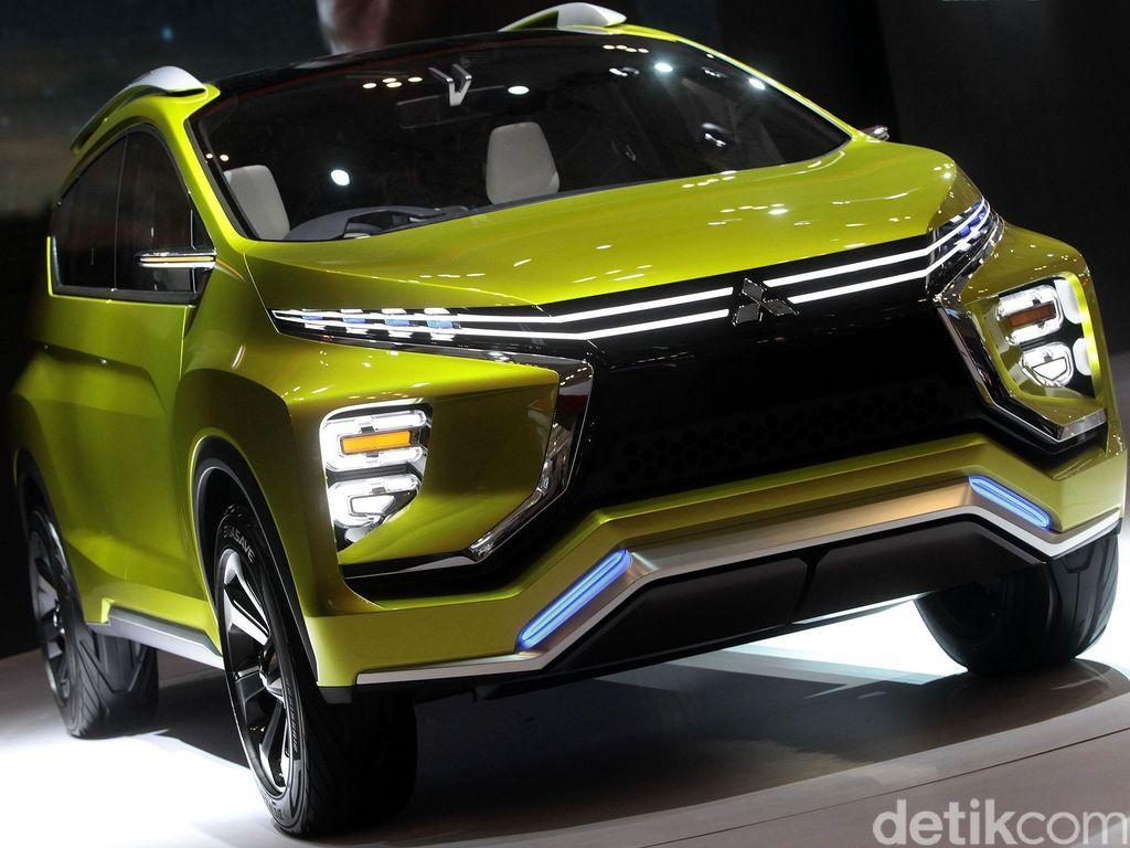 Mitsubishi XM Concept Mejeng di GIIAS 2016