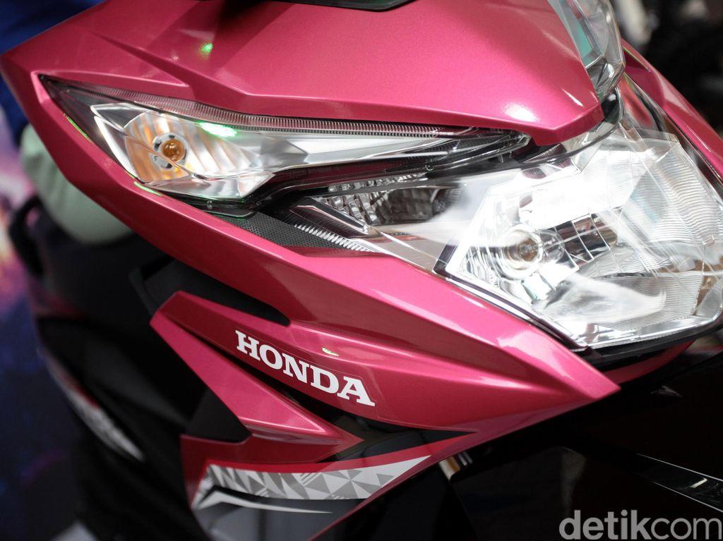 All New Honda BeAT Diluncurkan