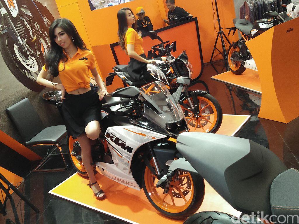 KTM Banting Harga Motor