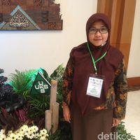 dr Hepi dan Suka Dukanya Mengajari Murid TK sampai SMA tentang Kesehatan